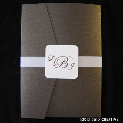 Fall wedding invitaitions